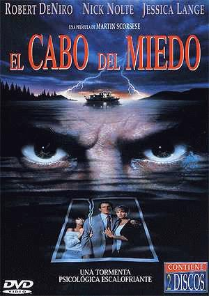 Poster El Cabo del Miedo